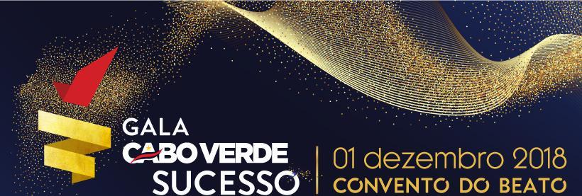 Gala Cabo Verde Sucesso acontece no próximo 1 de dezembro