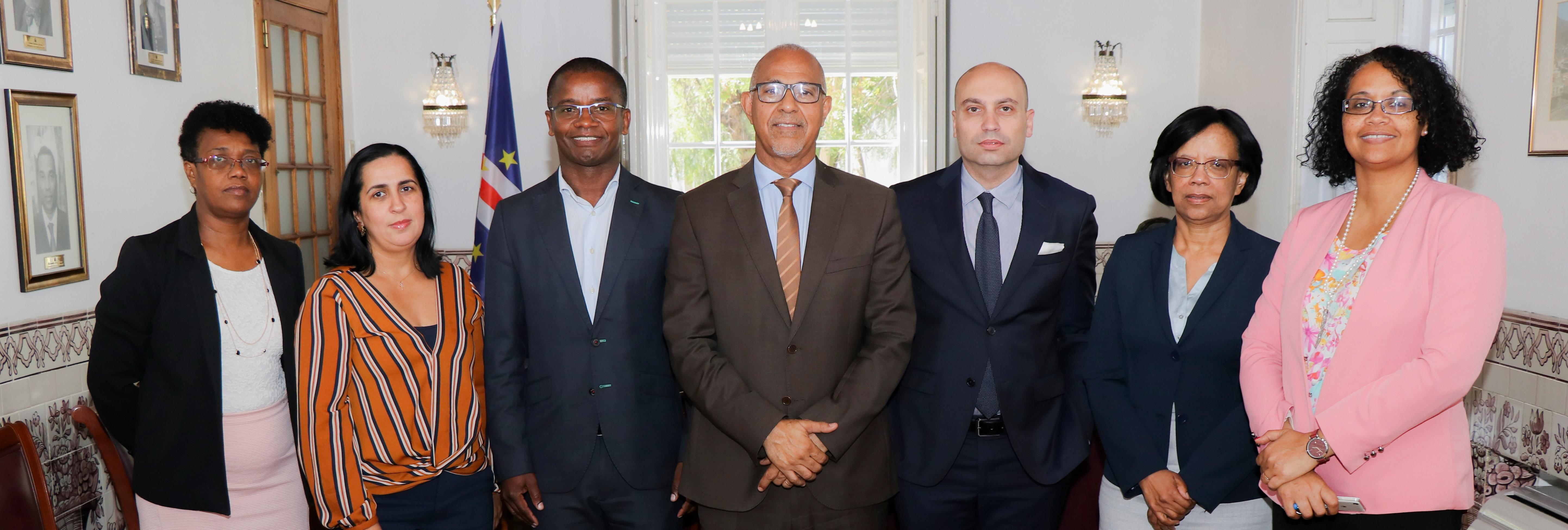 Protocolo de cooperação entre a Embaixada de Cabo Verde e a Ordem de Notários de Portugal