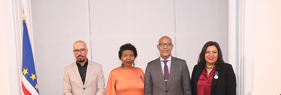Comemoração do Dia Nacional da Cultura e das Comunidades no Centro Cultural de Cabo Verde