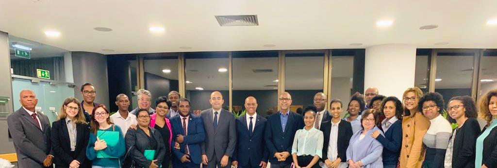 Financeiros das Missões Diplomáticas e Postos Consulares de Cabo Verde participam em Ação de Capacitação Técnica em Lisboa